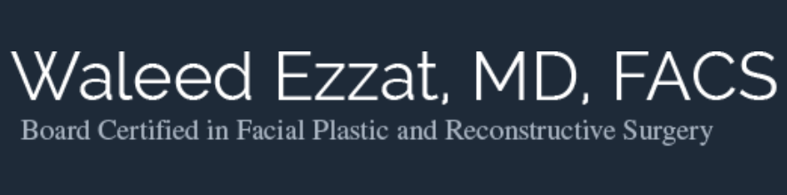 Dr. Waleed Ezzat - Boston Plastic Surgeon